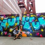 Streetartfestival Zollverein